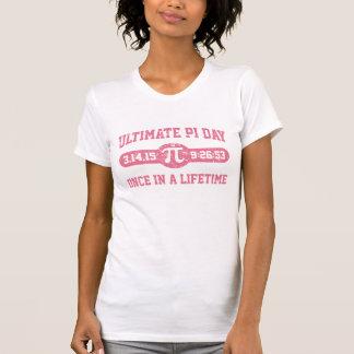 Pi Day 2015 [Vintage Pink] T Shirt