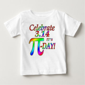 Pi Day Baby T-Shirt