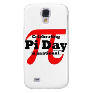 Pi Day Galaxy S4 Cover