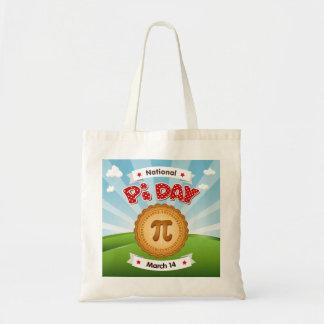 Pi Day, Celebrate Math, Eat Pie! Tote Bag