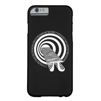 Pi Day Math Geek Infinity Barely There iPhone 6 Case
