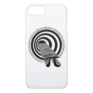 Pi Day Math Geek Infinity iPhone 8/7 Case