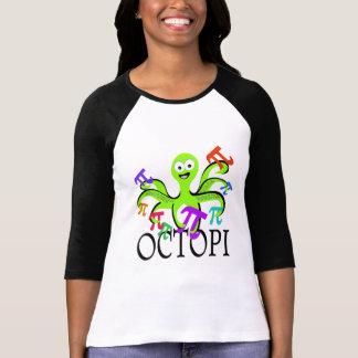 Pi Day Octopi T-Shirt