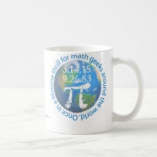 Pi Day of Lifetime Coffee Mug