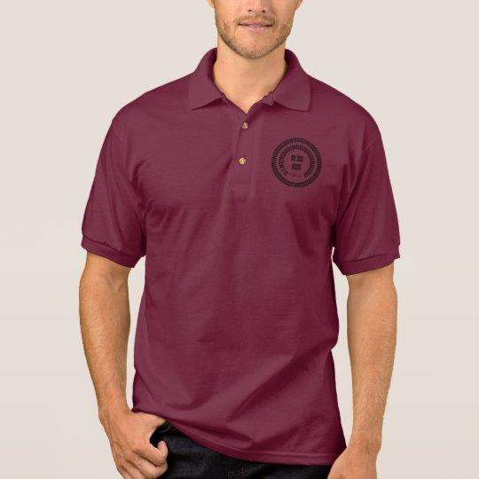 pi Digits 3.14159 Mathematics Love Pi Day 2017 Polo Shirt