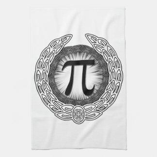 PI Emblem Kitchen Towel