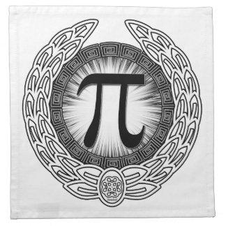 PI Emblem Napkin