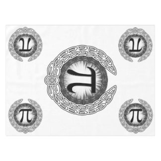 PI Emblem Tablecloth
