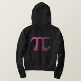 Pi Embroidered Hoodie