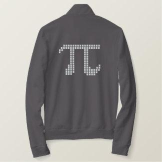 Pi Embroidered Jacket