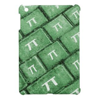 Pi Grunge Style Pattern iPad Mini Cover