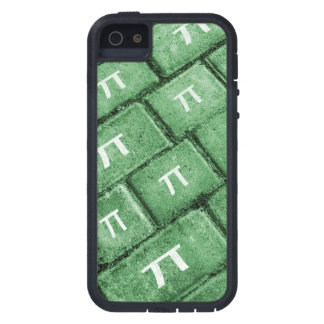 Pi Grunge Style Pattern iPhone 5 Cover