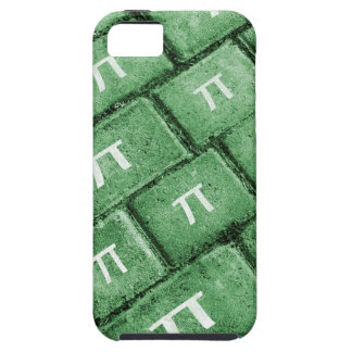 Pi Grunge Style Pattern iPhone 5 Covers