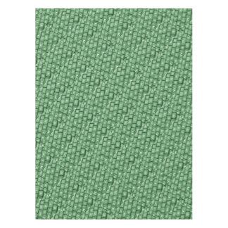 Pi Grunge Style Pattern Tablecloth