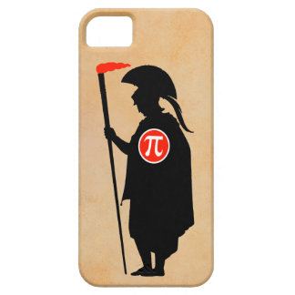 Pi Guy Early Greek iPhone 5 Cover