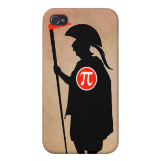Pi Guy Early Greek iPhone 4/4S Covers