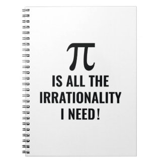 Pi Irrationality Note Book