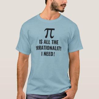 Pi Irrationality T-Shirt