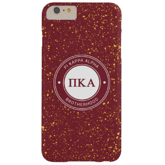 Pi Kappa Alpha | Badge Barely There iPhone 6 Plus Case