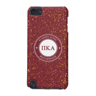 Pi Kappa Alpha | Badge iPod Touch (5th Generation) Case