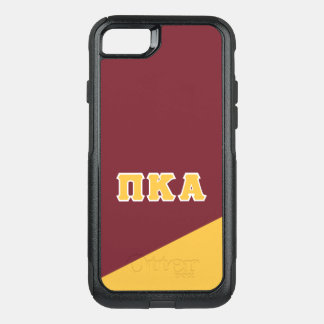 Pi Kappa Alpha | Greek Letters OtterBox Commuter iPhone 8/7 Case