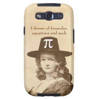 Pi Lady Dreams Samsung Galaxy SIII Case