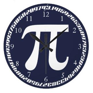 Pi Large Clock