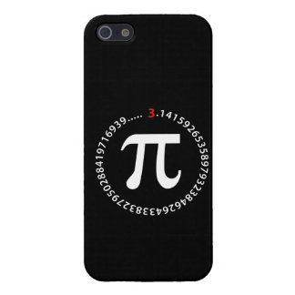 Pi Number Design iPhone 5/5S Cases