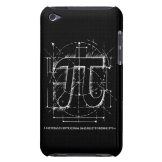Pi Number Drawing iPod Touch Cases