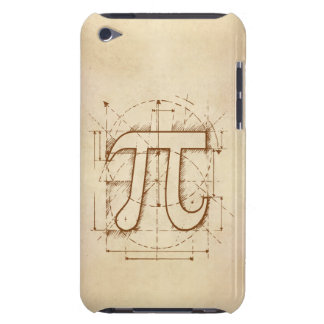 Pi Number Drawing Case-Mate iPod Touch Case