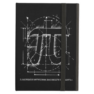 Pi Number Drawing iPad Case