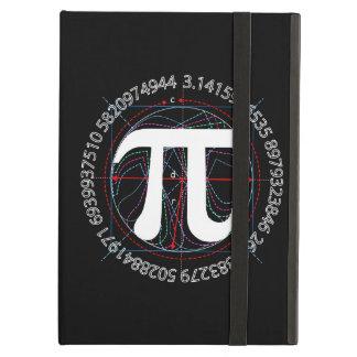 Pi Number Drawing iPad Air Cover