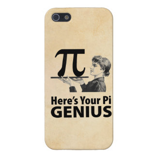 Pi Number Humor Case For The iPhone 5