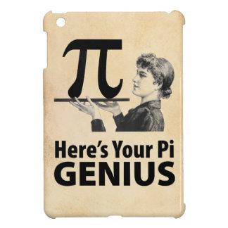 Pi Number Humor iPad Mini Covers