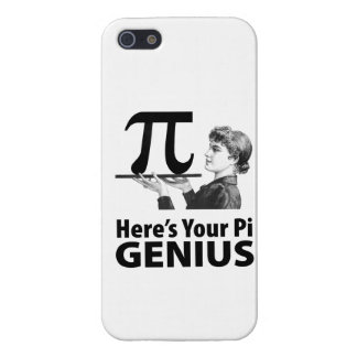 Pi Number Humor iPhone 5/5S Cover