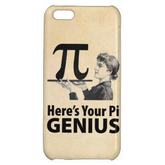 Pi Number Humor iPhone 5C Covers