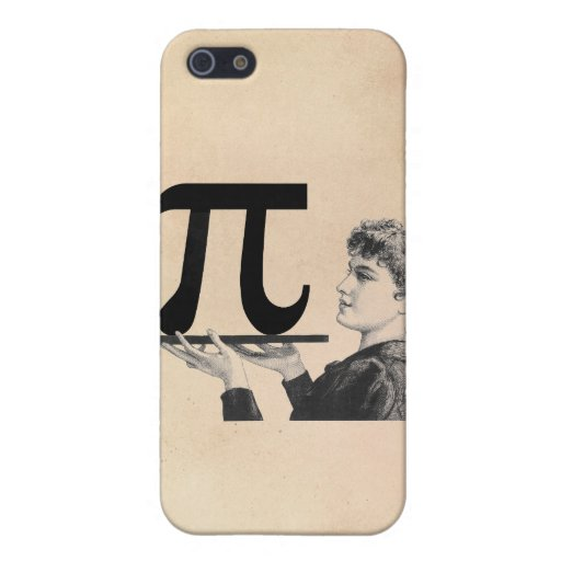 Pi Number Humor iPhone 5 Cases