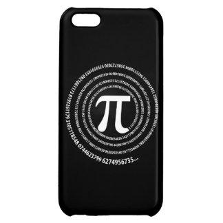 Pi Number Spiral Design Case For iPhone 5C