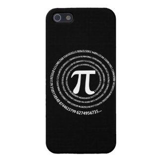Pi Number Spiral Design iPhone 5/5S Case