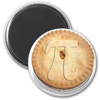 PI PIE CRUST! Cutie Pie - Celebrate Pi Day! π 2 Inch Round Magnet