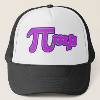 Pi Pimp Trucker Hat