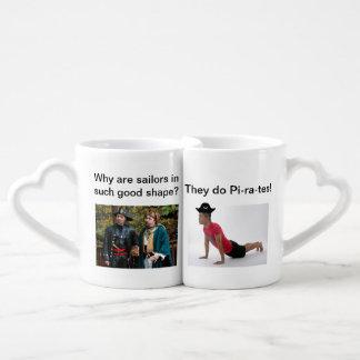 Pi-ra-tes Pun Mug