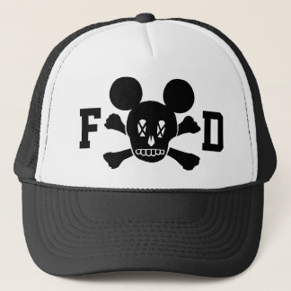 Pi-rat-cy Trucker Hat
