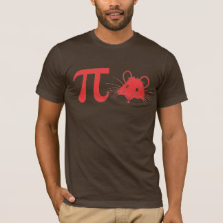 Pi Rat (Pirate) T-Shirt