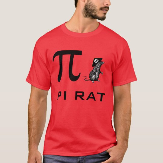 Pi Rat T-Shirt