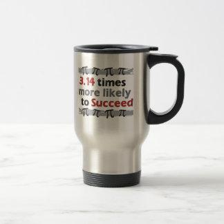 Pi Success Coffee Mugs