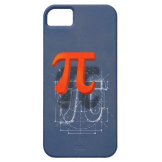 Pi Symbol Art Case For The iPhone 5