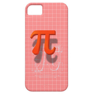 Pi Symbol Art iPhone 5 Cover