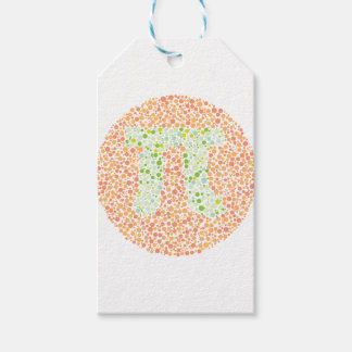 Pi test gift tags