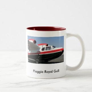 Piaggio Royal Gull, Piaggio Royal Gull Two-Tone Coffee Mug
